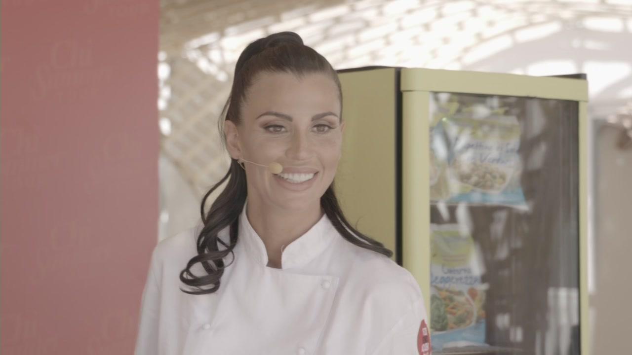 Claudia Galanti vs chef Berton