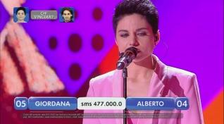 Alberto vs Giordana – La finalissima – XIV esibizione