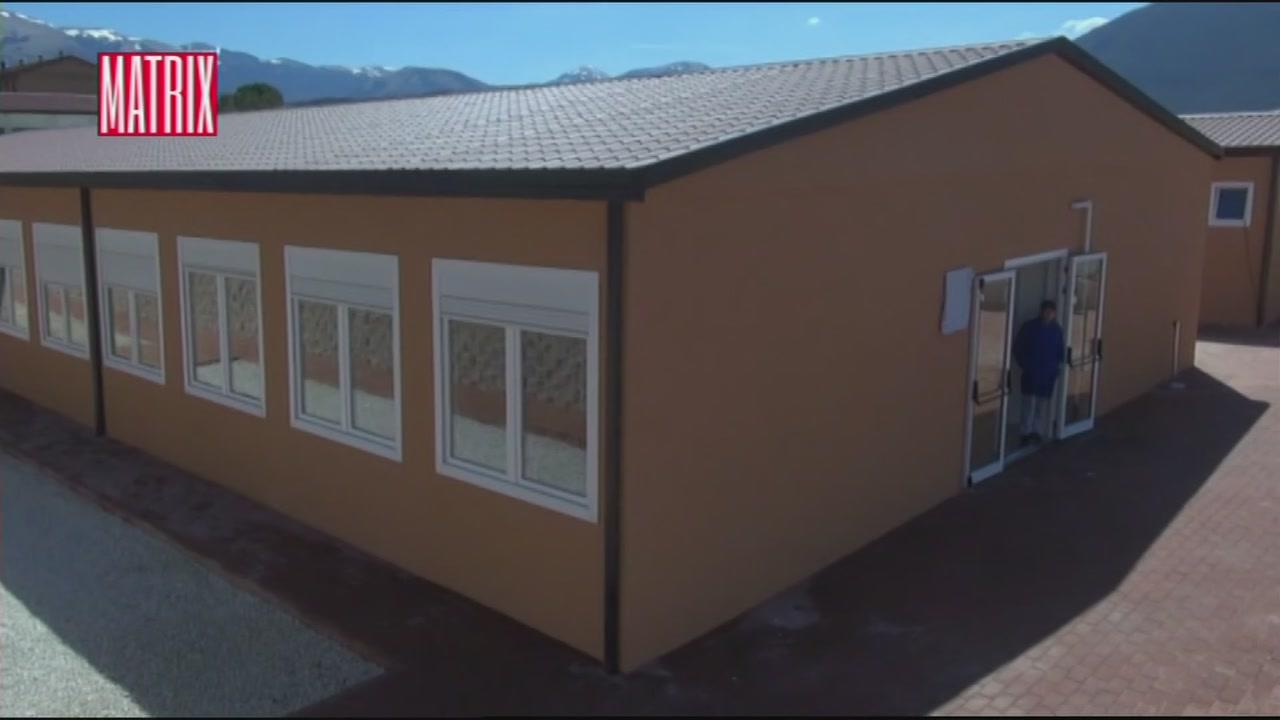Le scuole ricostruite dalla Fondazione Francesca Rava