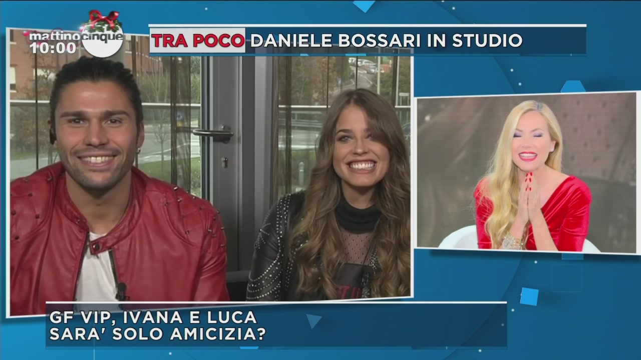 Ivana e Luca, possibile coppia?