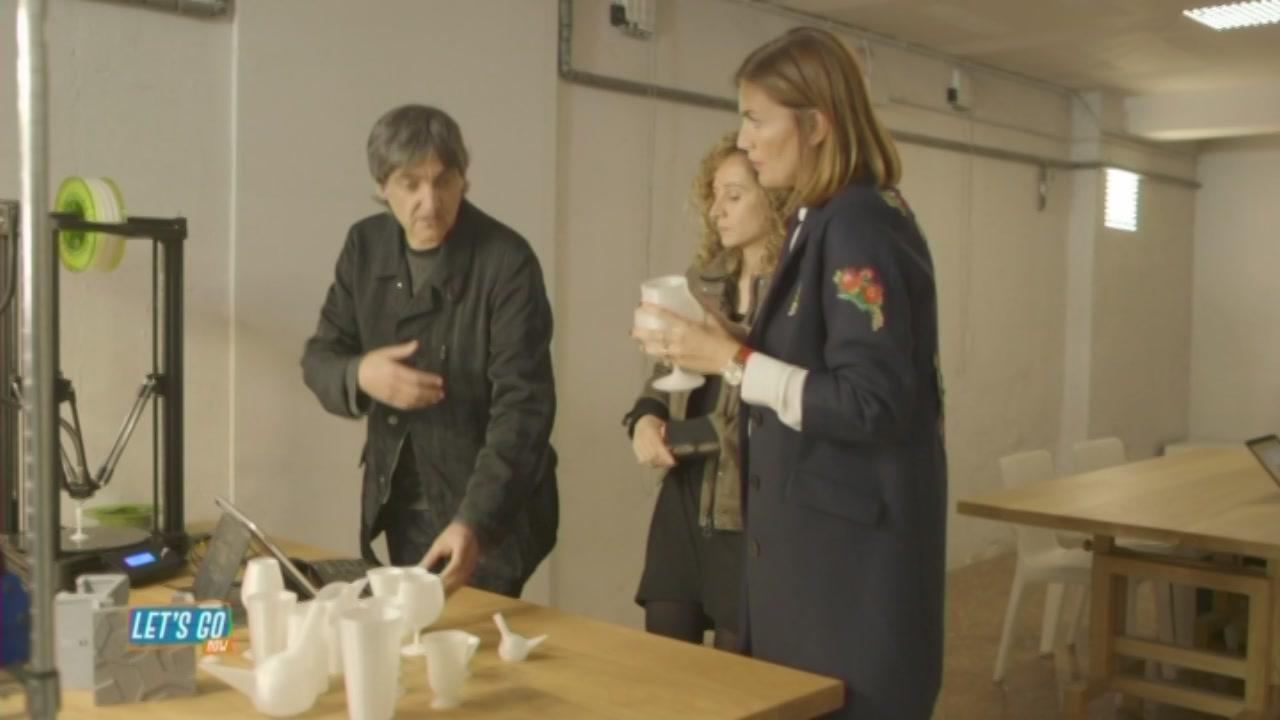 Alessandra, architetto e food designer