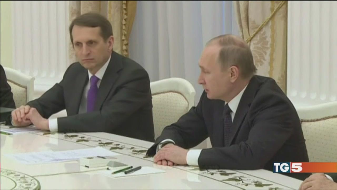L'ira di Putin: è un'aggressione