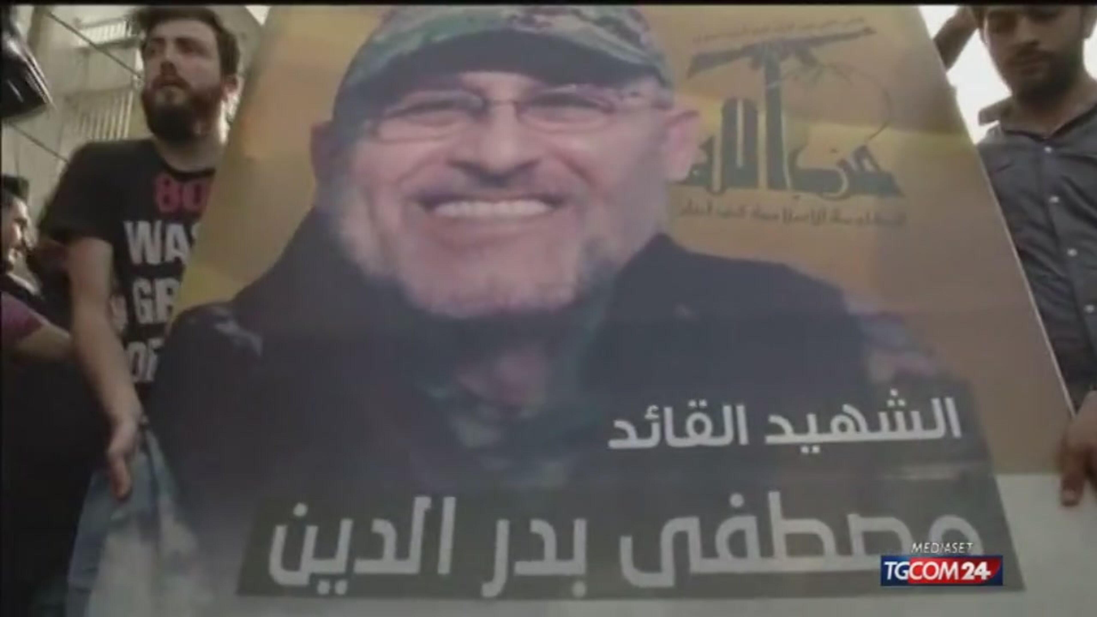 Chi era Badreddine, il capo di Hezbollah ucciso dai siriani