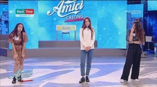 Secondo step: Giulia – Noemi – Letizia