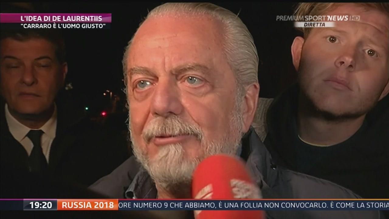 """""""Commissario? Carraro"""""""
