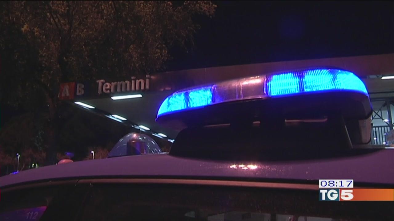 Grave incidente nella metro di Roma