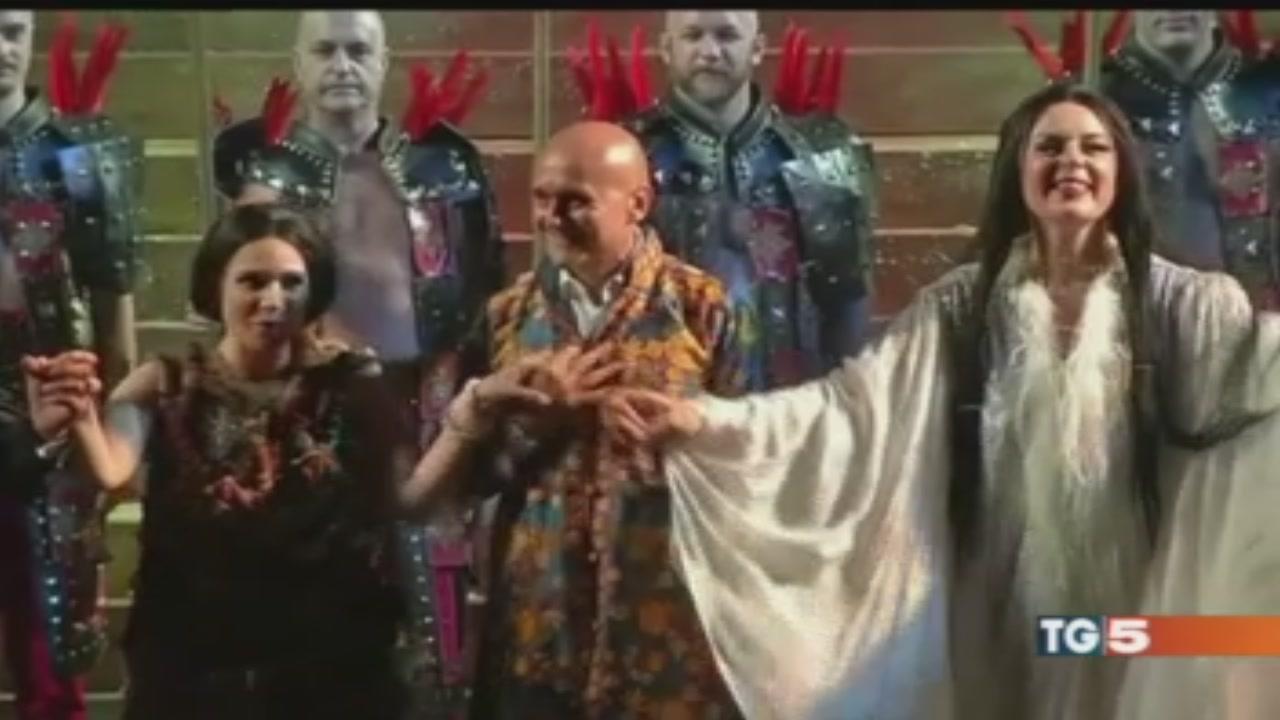 Applausi per la Turandot di Alfonso Signorini