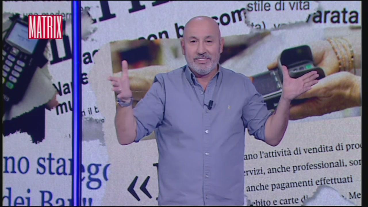 Maurizio Battista ed il bancomat