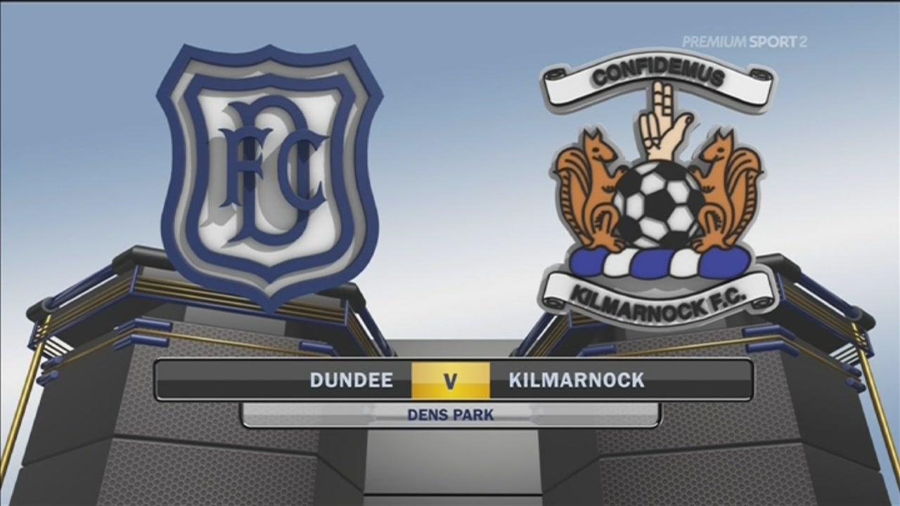 Dundee-Kilmarnock 0-0