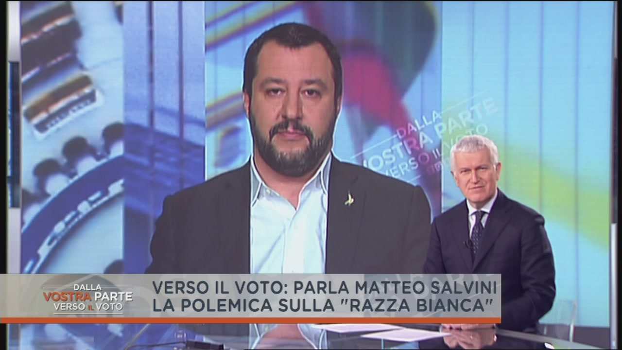Matteo Salvini e le priorità demografiche