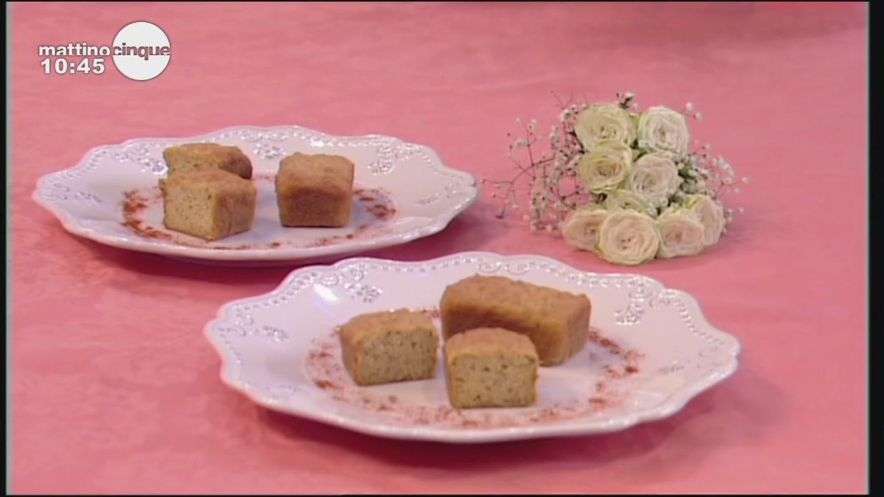 Mini cakes al tonno