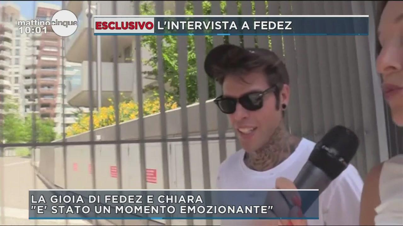 Intervista a Fedez