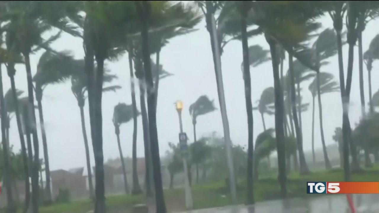 Irma è sulla Florida inondazioni e vittime