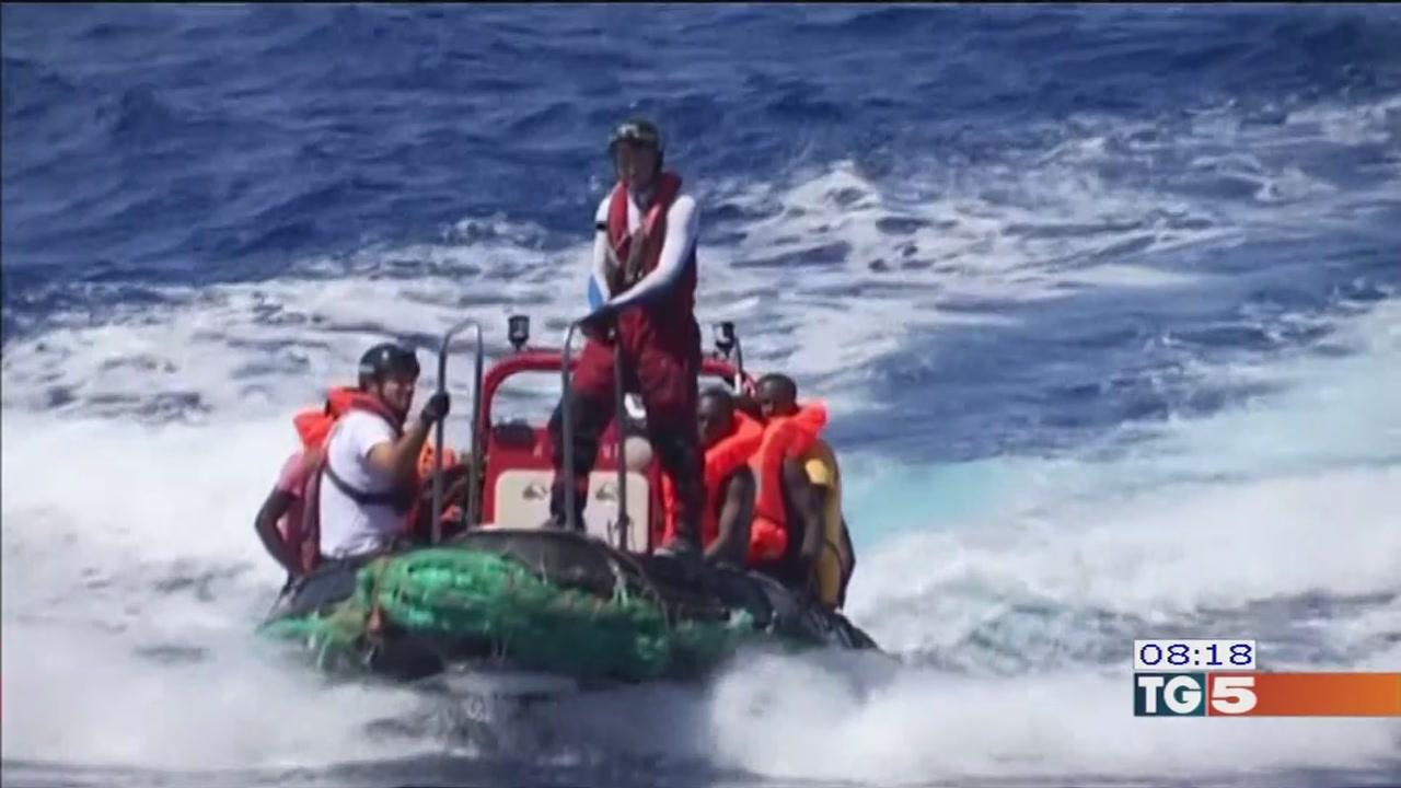 Ripresi gli sbarchi in Sicilia