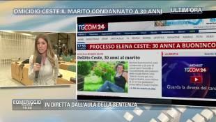 Omicidio Ceste: il marito condannato a 30 anni