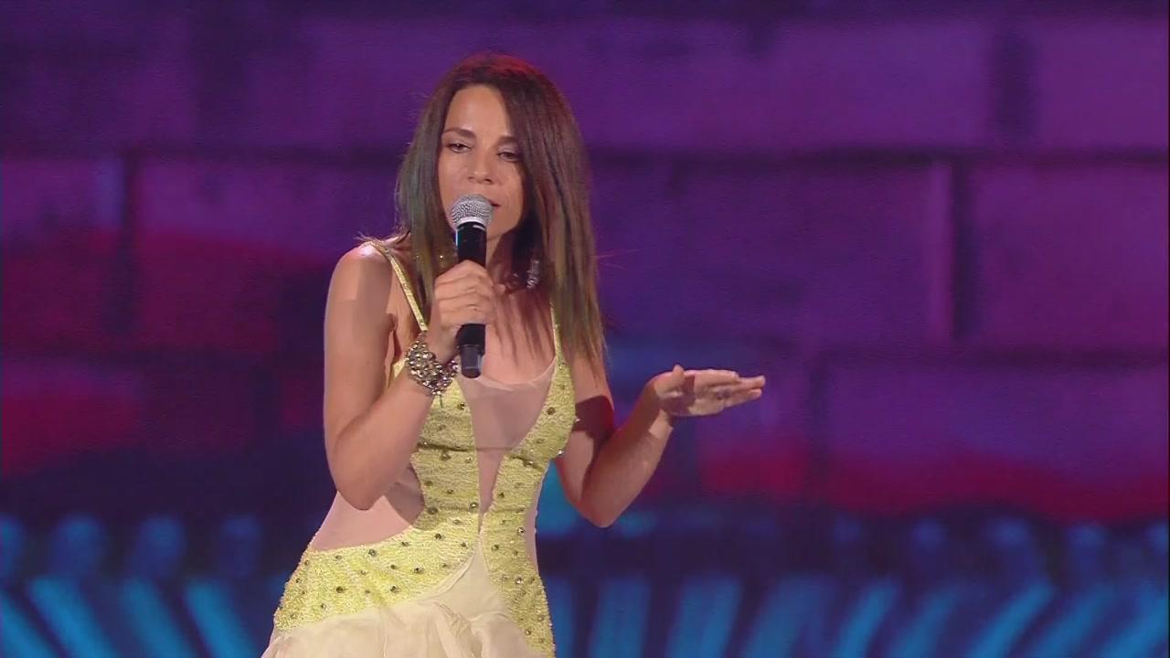 """Valeria Rossi: """"Dammi Tre Parole"""""""