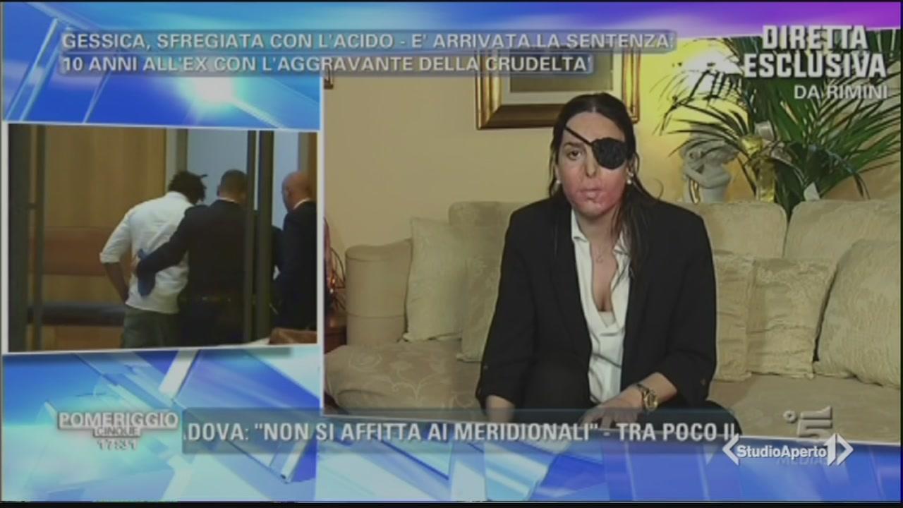 Gessica, l'ex condannato a 10 anni