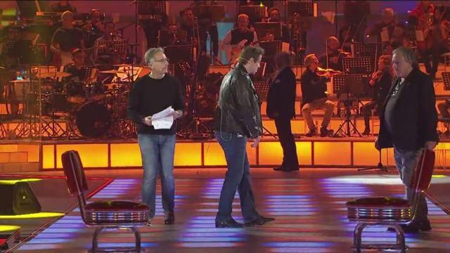 'Music', guarda le prove di John Travolta
