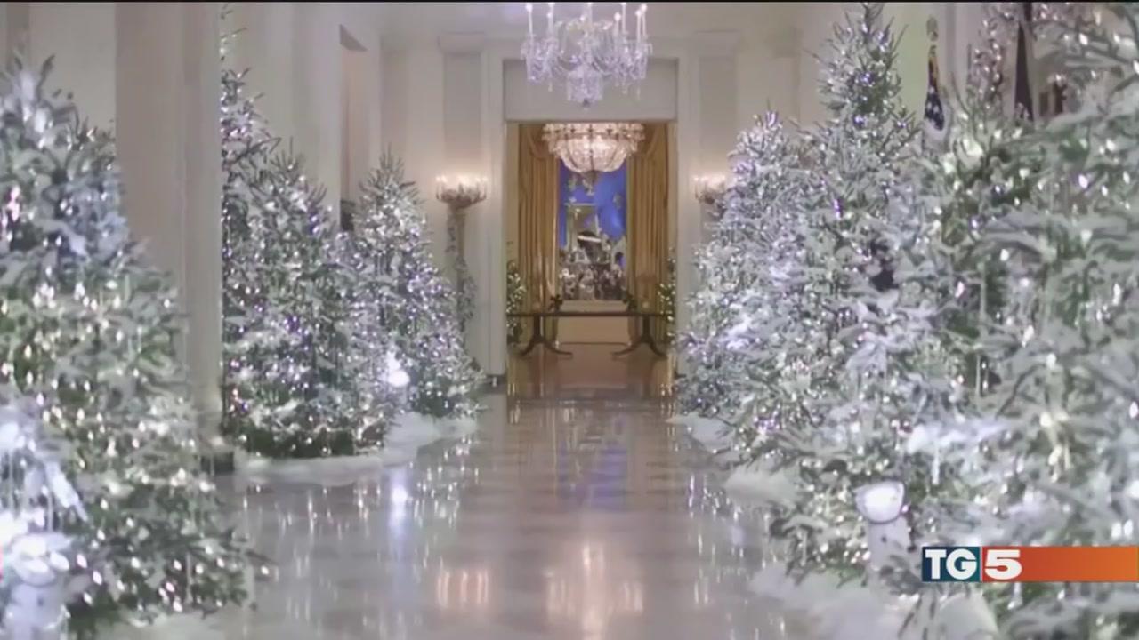 Magia di Natale alla Casa Bianca