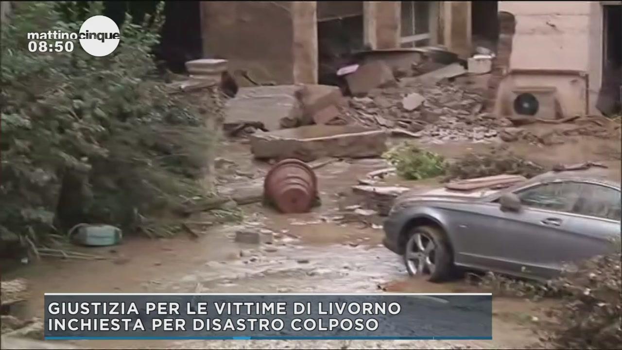 Livorno devastata