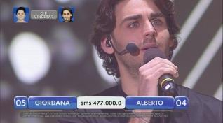 Alberto vs Giordana – La finalissima – IX esibizione