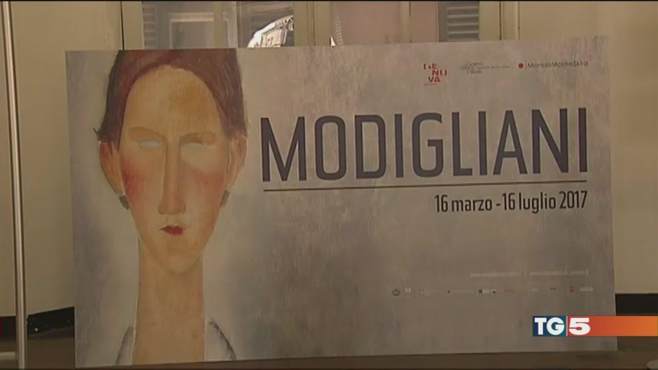 Macchè Modigliani, sono tutte croste!