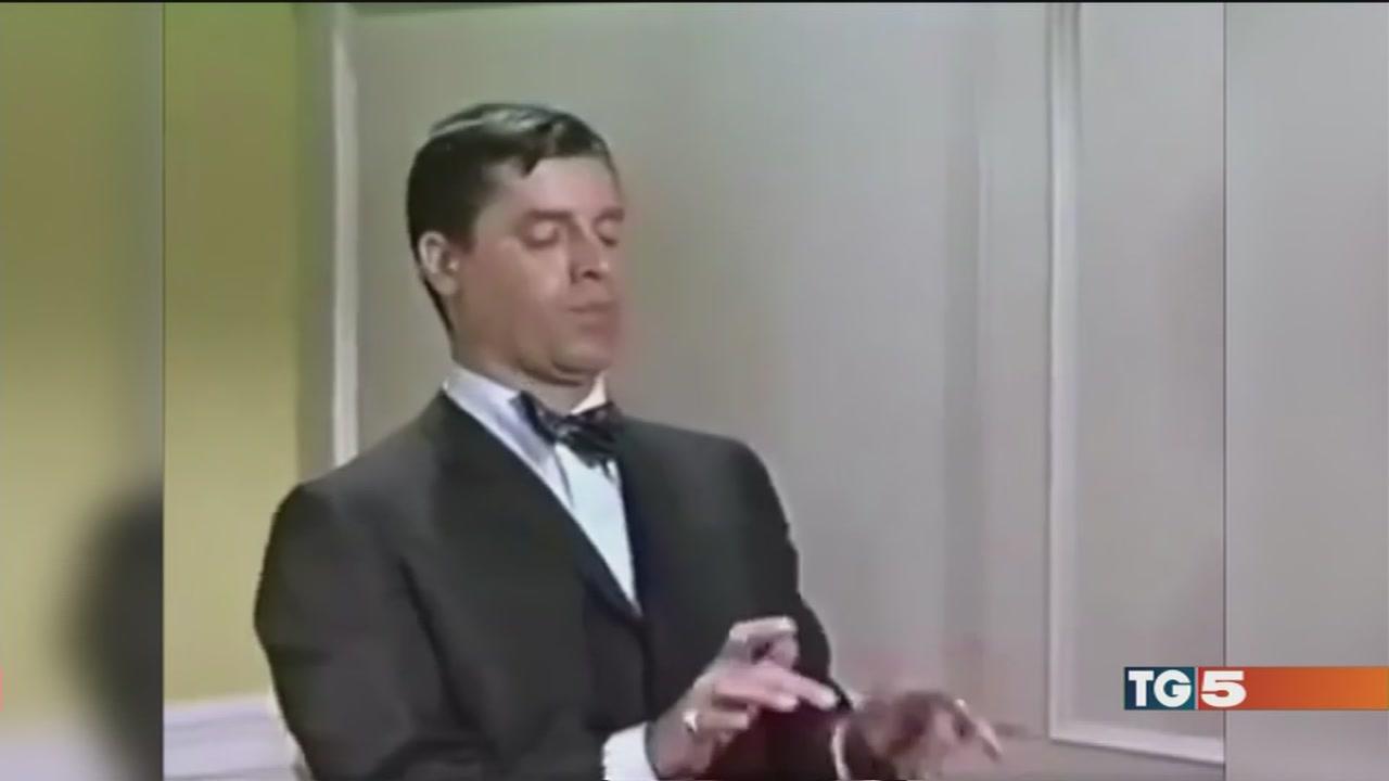 L'addio a Jerry Lewis il genio picchiatello