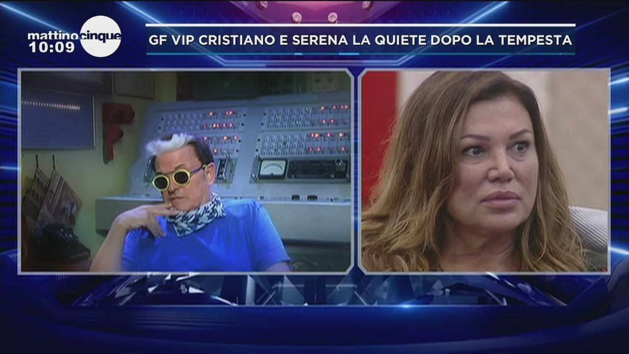 GF: Cristiano litiga con Serena
