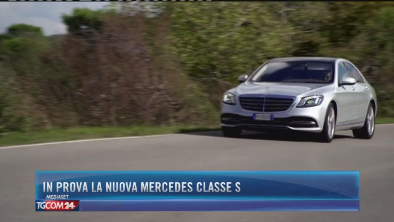 In prova Mercedes Classe S e Hyundai ix20 AppMode