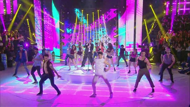 Ricky Martin e Rafael – Prova TIM – 20 aprile