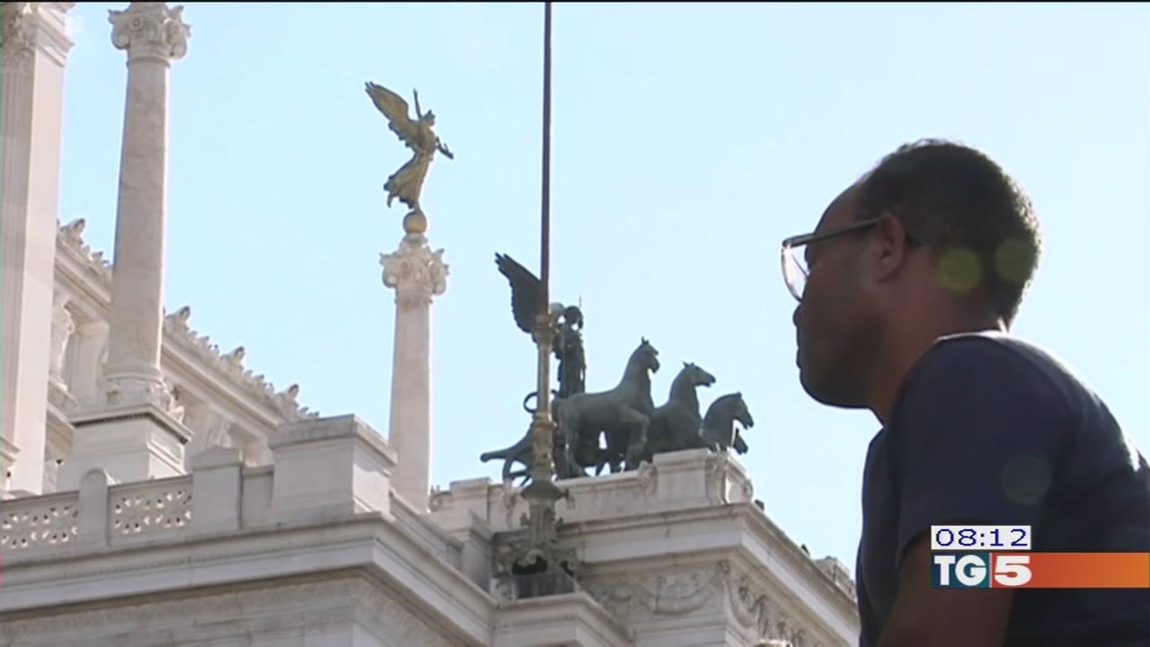 Roma, situazione migranti ancora critica