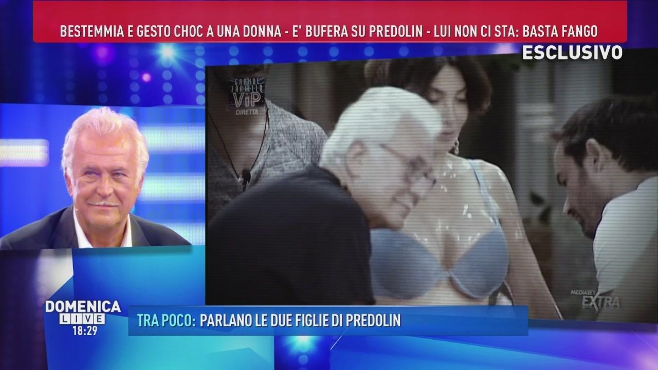 Carmen Di Pietro molestata?