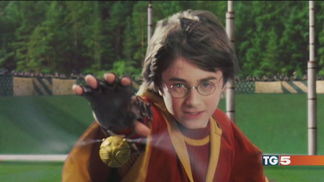 Venti anni di Harry Potter