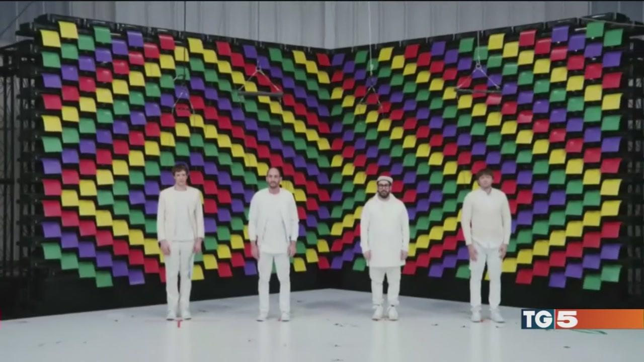 Il geniale videoclip degli Ok Go