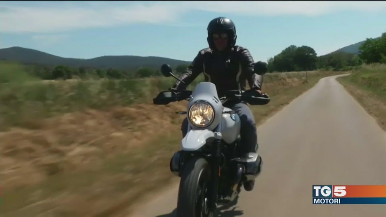 I nuovi suv e una nuova moto BMW