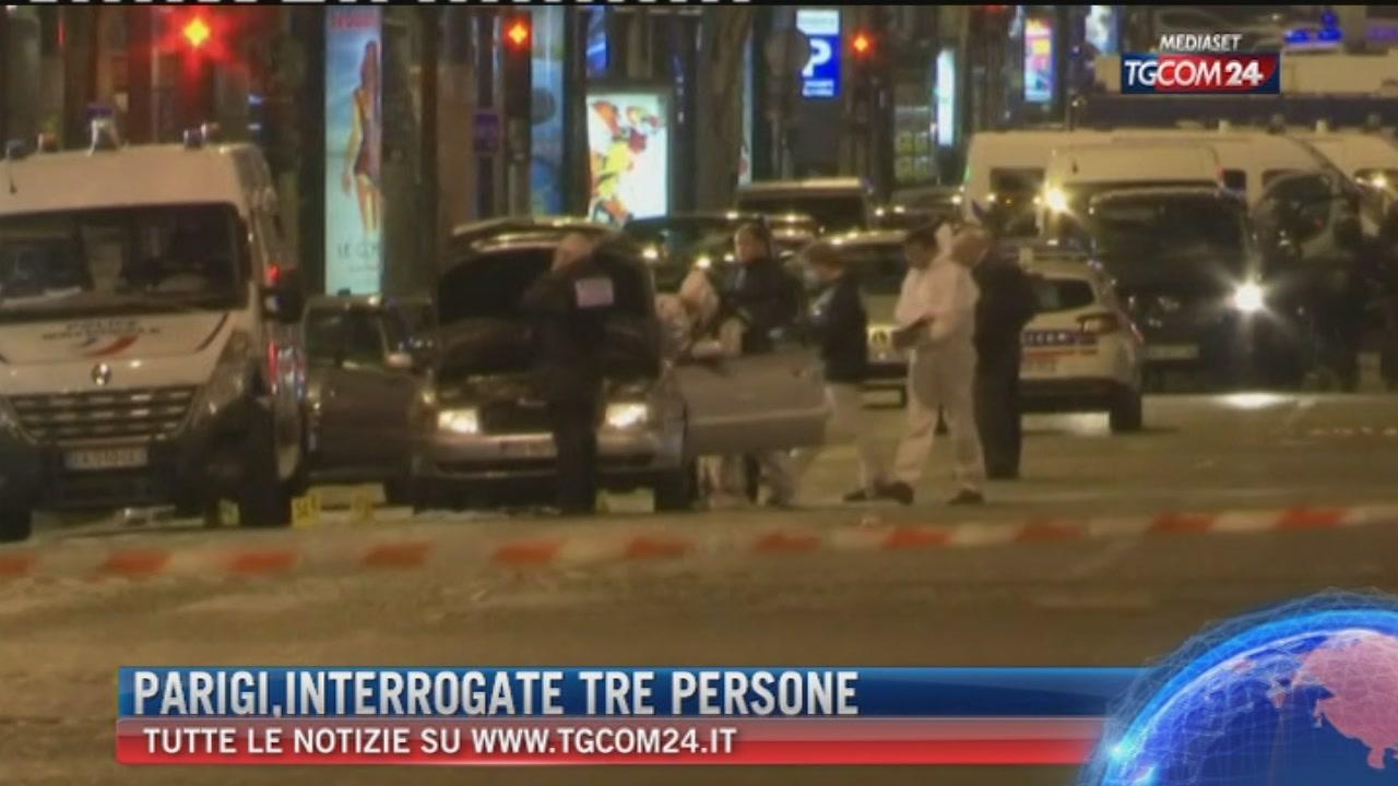 Parigi, attacco sugli Champs Elysées: per Procura nessun legame con Belgio