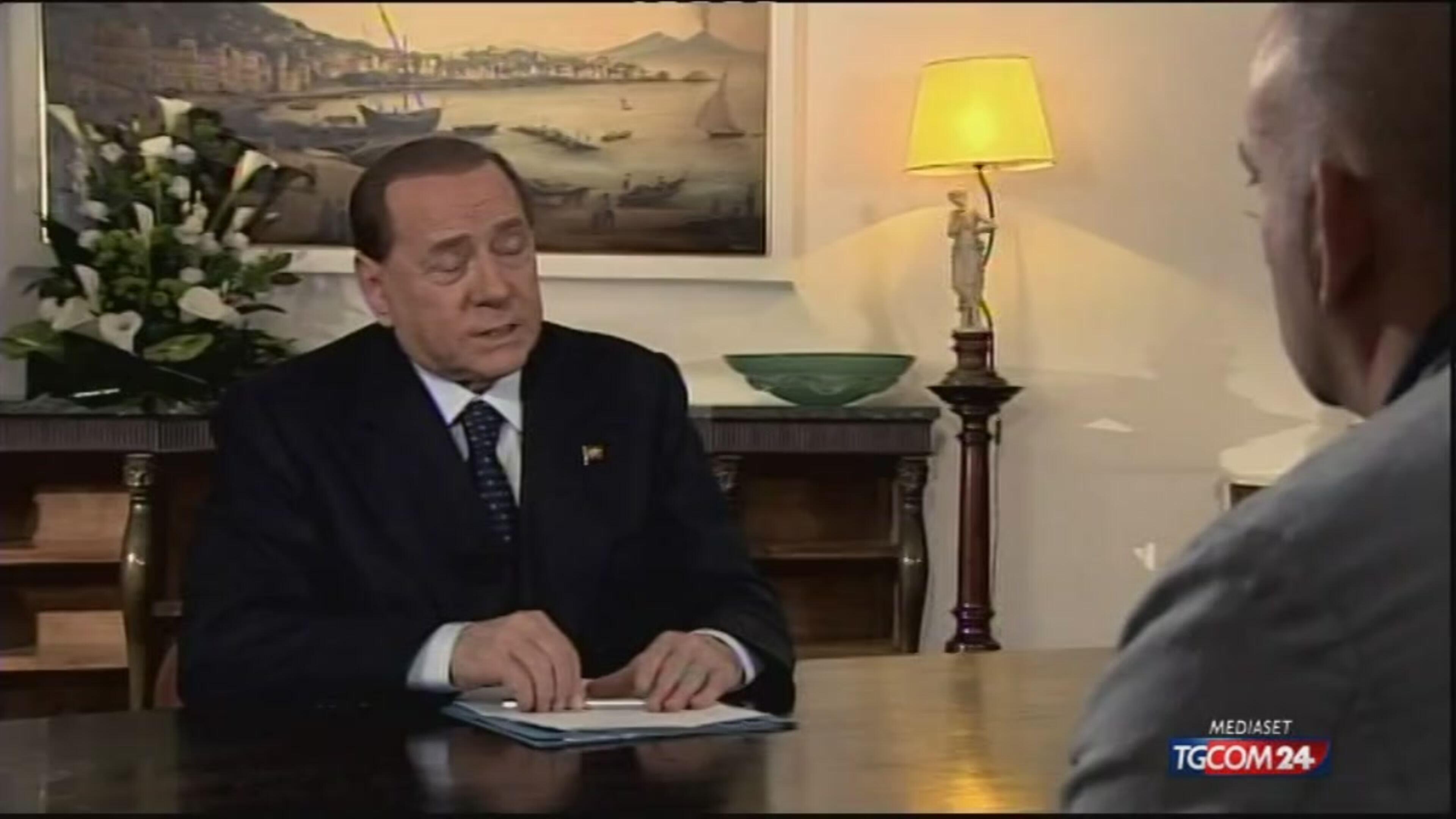 """Berlusconi: """"Possiamo vincere in tre regioni"""""""