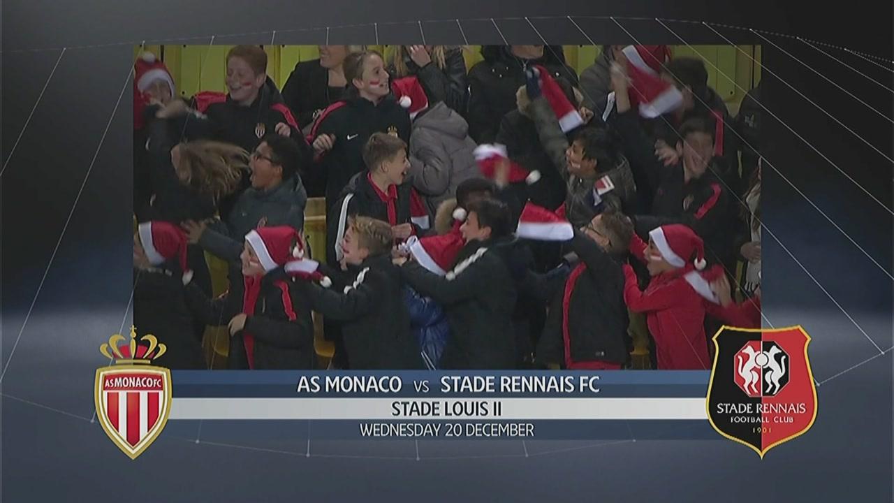 Monaco - Rennes 2-1