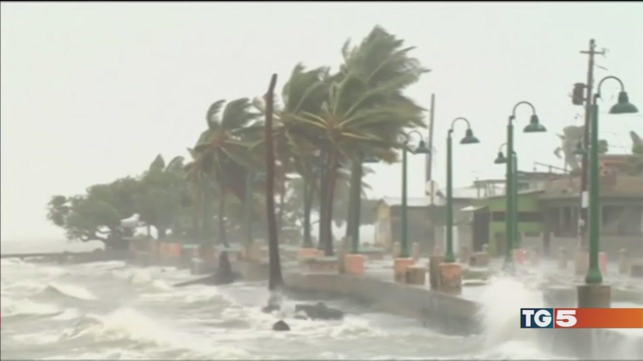 La furia di Irma è sui Caraibi e punta Miami