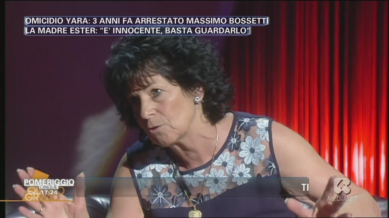"""""""Massimo è stato incastrato"""""""