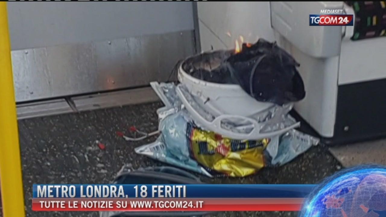 """Esplosione in metropolitana a Londra, Scotland Yard: """"E? terrorismo"""""""