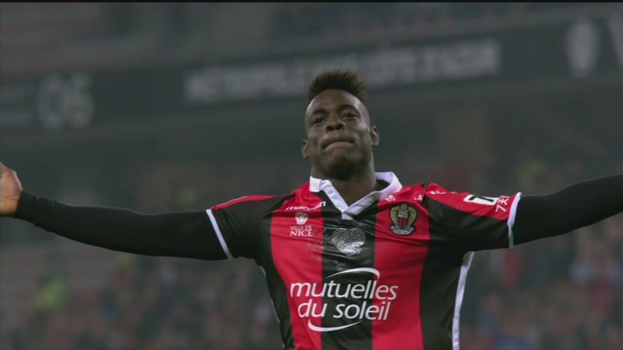 Balo vola in Ligue 1