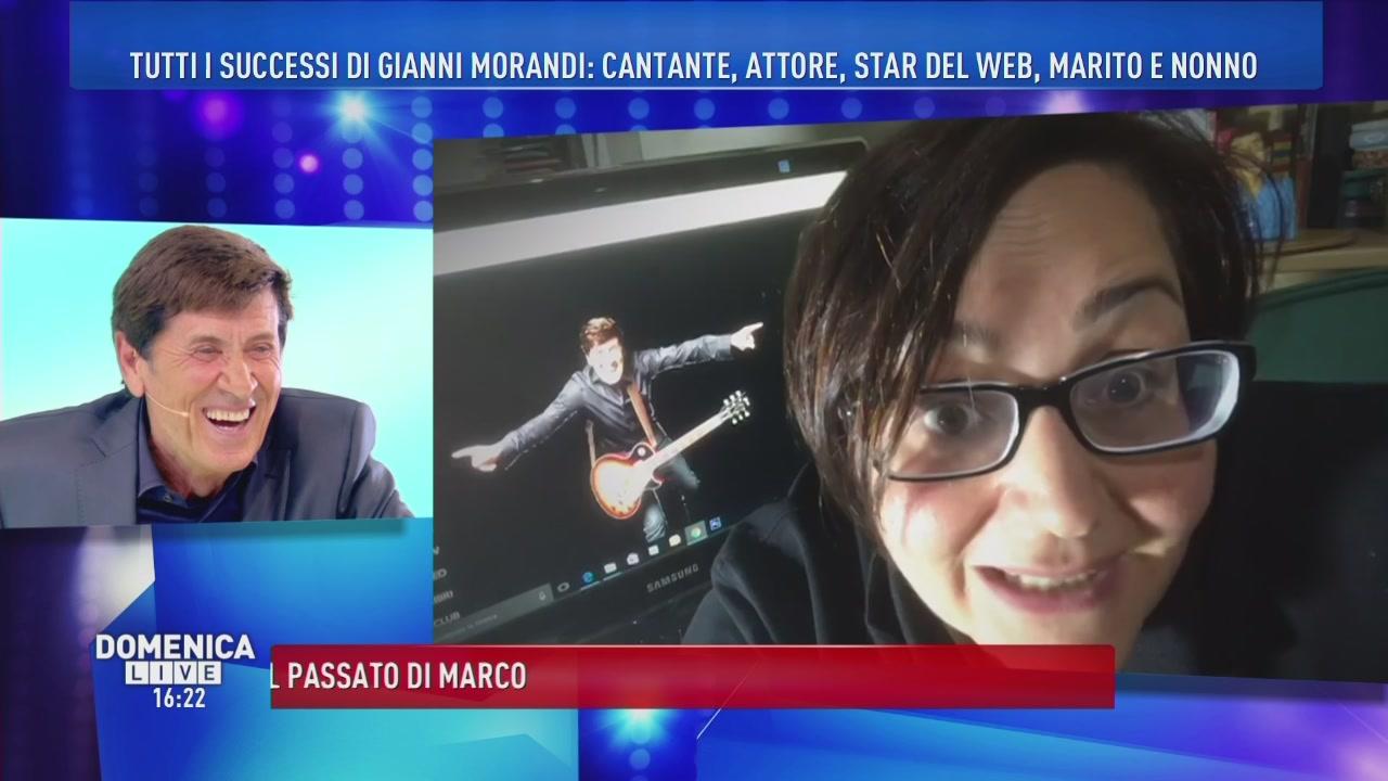 Il fan club di Gianni Morandi
