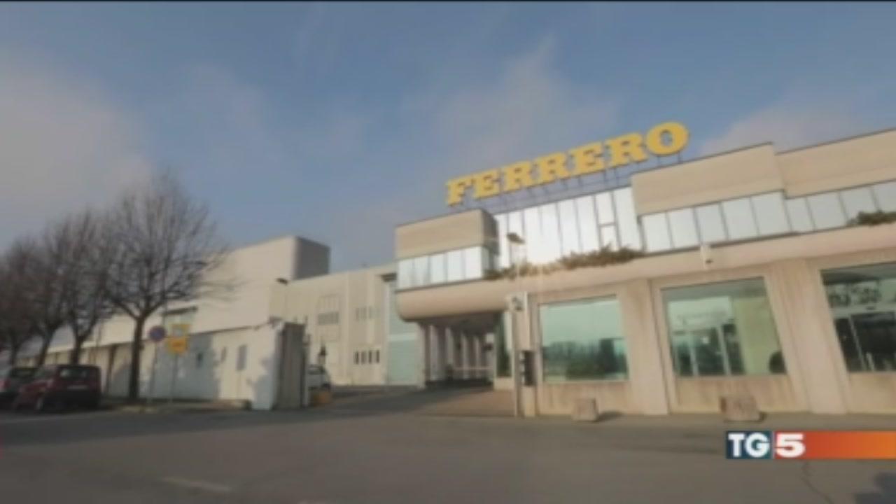 La Ferrero diventa la terza azienda sul mercato americano
