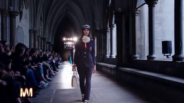 Gucci Cruise sbarca a Londra