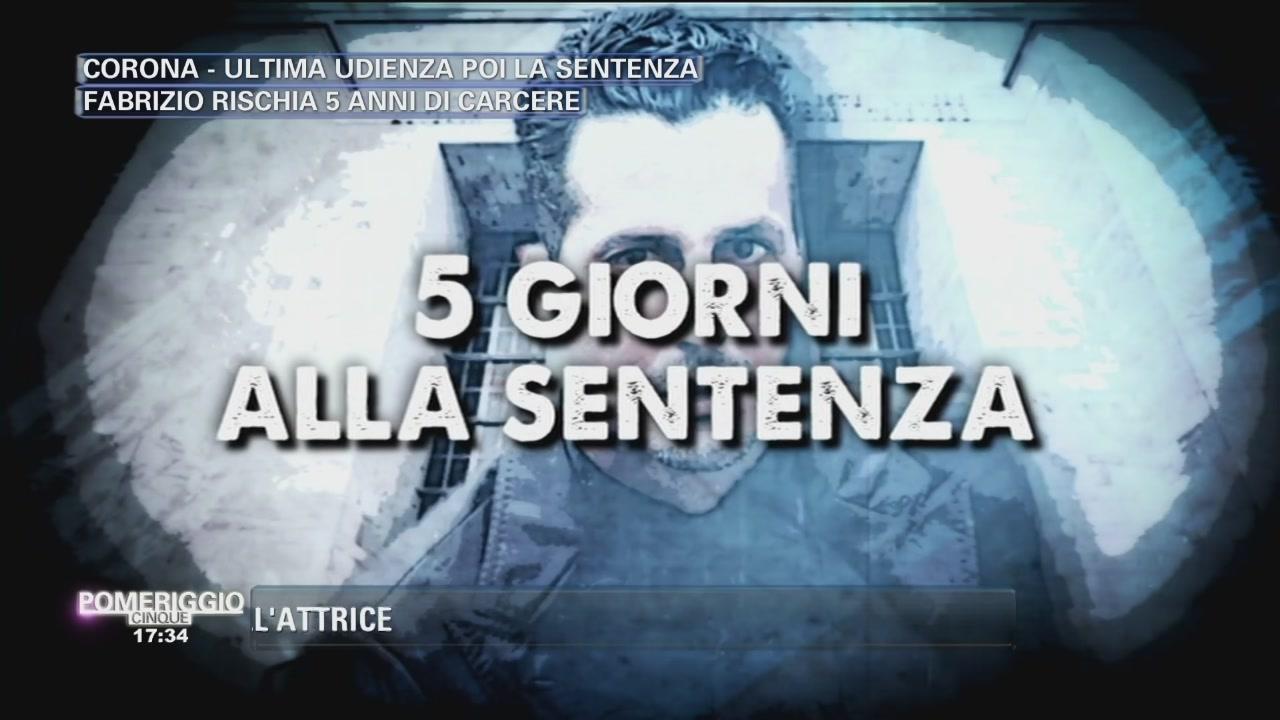 I numeri di Fabrizio Corona