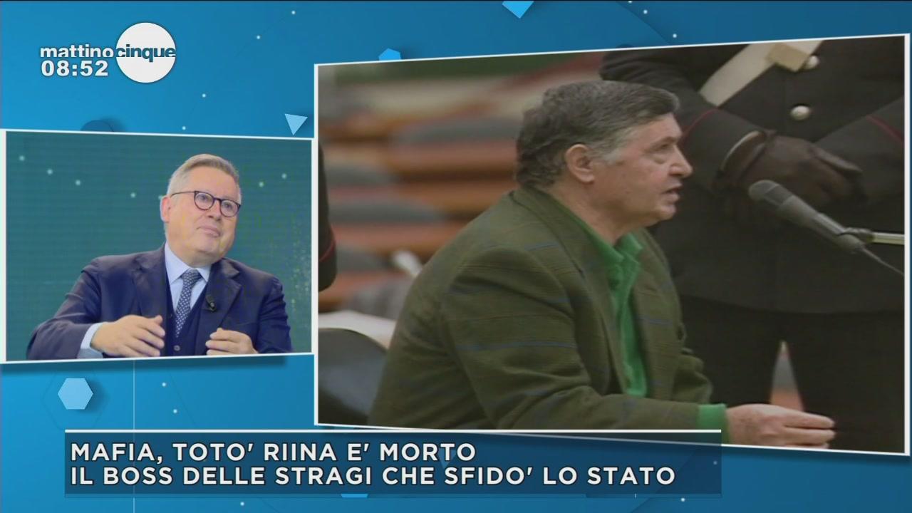I crimini di Totò Riina: l'analisi di Paolo Liguori