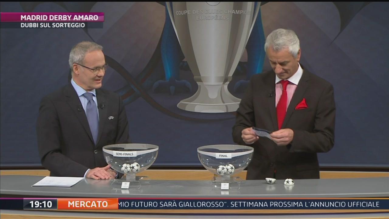 Madrid, palline bollenti?