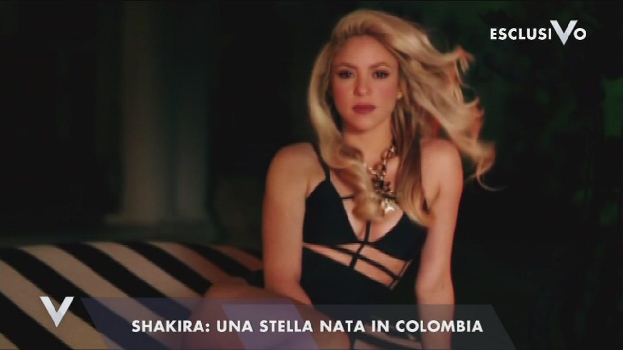 Shakira story