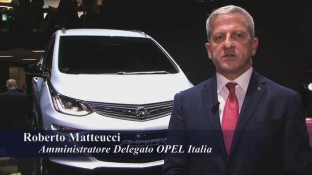 Opel al Mondial Auto 2016